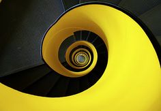 Staircase in La Praille, Geneva #stairs