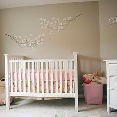 Hermoso cuarto de bebe!