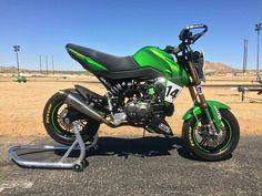 17 Best Kawasaki z125 images in 2019 | Biking, Motorbikes