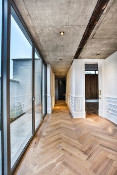 In this graphical deconstruction of a house, we see Veld Architect's ethical approach to both Architecture and Environment. Architectural Photography, Deconstruction, Entrance, Spaces, Architecture, House, Arquitetura, Entryway, Door Entry
