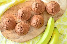 Griekse yoghurt muffins met banaan5