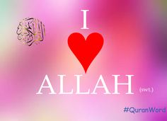 #QuranWord    Quran Quotes I ♥ Allah  Read Online Sura of The Holy Quran Translation in English