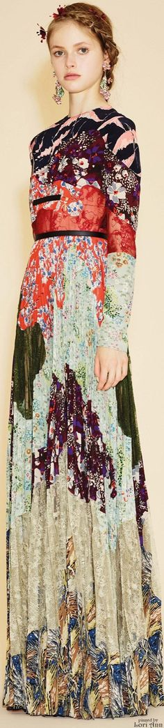 Valentino Resort 2016 - Still loving that bohemian feeling!  | #FindYourCool | Art . Style . Life