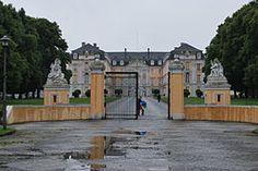 Augustusburg and Falkenlust Palaces, Brühl - Wikipedia, the free encyclopedia