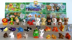 Natoons 2014 Tiere Komplettsatz Auswahl AB FF001 Mit BPZ | eBay