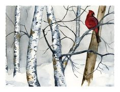 Winter's Gift - Limited Edition Print