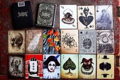 Jeu de cartes de Luxe THE ULTIMATE DECK Made in Usa