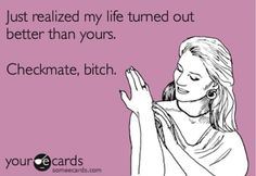 e-cards hahahaha some are so damn evil but still make ya laugh lol :) Thats enuff for me. <3
