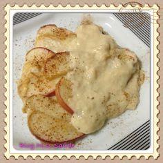 Miss Saúde : Creme de confeiteiro diet com maçãs ao forno