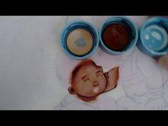 vídeo n 13 como pintar pele morena em fraldas , com Graça Camilo - YouTube
