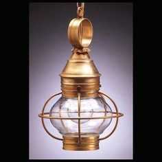 Northeast Lantern Medium Verdi Gris Hanging Onion Lantern With Clear Seedy Glass 2532 Vg Med Csg Outdoor Hanging Lanterns, Outdoor Chandelier, Outdoor Ceiling Fans, Outdoor Lighting, Barn Lighting, Industrial Lighting, Lighting Ideas, Hanging Light Fixtures, Clear Glass