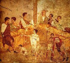 Wiedzieliście, że Rzymianom zawdzięczamy marynowanie - utrwalanie kwasem octowym? Oni to jako pierwsi robili ogórki konserwowe z dodatkiem chrzanu, czosnku i kopru.