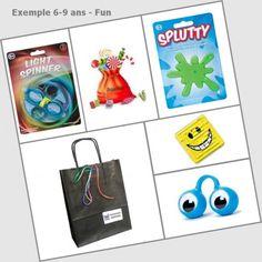Pochette surprise enfant Fun 6-9 ans - 7.90€
