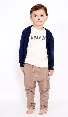 Cool kid...from Go Gently Baby