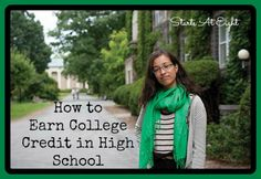 How to Earn College Credit in High School - StartsAtEight