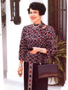 Her Majesty Queen Sirikit of Thailand