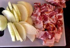 Nadziewana karkówka pieczona w kapuście - Blog z apetytem Tuna, Cabbage, Food And Drink, Banana, Fish, Fruit, Vegetables, Joker, Dish