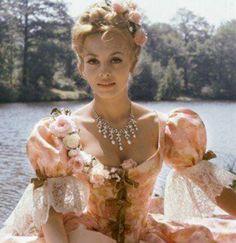 """Michèle Mercier - """"Angélique, marquise des anges"""" (1964) -  Costume designer : Rosine Delamarre"""