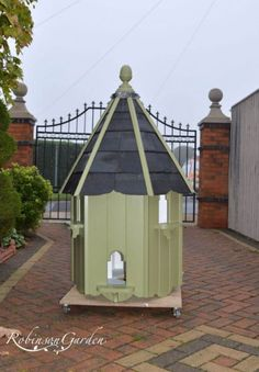 The Robinson Garden gallery for our beautiful and bespoke wooden dovecotes slate roof wooden roof. Dog Houses, Bird Houses, Slate Roof, Bespoke, Gazebo, Outdoor Structures, Cat, Garden, Home