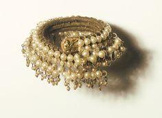 Lot:3064: Haskell Wrap Bracelet, Lot Number:3064, Starting Bid:$300, Auctioneer:Doyle New York, Auction:3064: Haskell Wrap Bracelet, Date:04:00 AM PT - Nov 16th, 2004