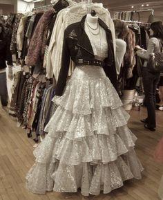 Manhattan vintage show-best vintage outfit .