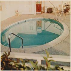 Edward Ruscha 'Pool #7', 1968, printed 1997 © Edward Ruscha