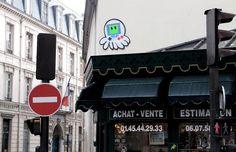 Gz'Up Parisian street art