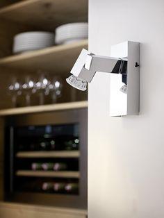 LED spot luminaire PIANA 1 Wall Lights, Indoor, Led, Lighting, Track, Home Decor, Light Fixture, Interior, Homemade Home Decor