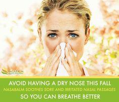 Save your nose this winter. Www.nasabalm.com