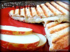 Turkey-Cheddar Panini. | Recipes | Pinterest | Paninis, Mozzarella and ...