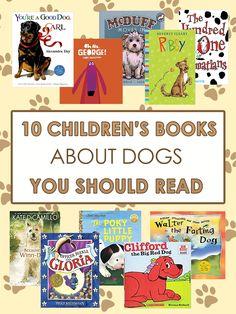 Childrens books abo