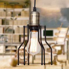29.99$  Watch here - https://alitems.com/g/1e8d114494b01f4c715516525dc3e8/?i=5&ulp=https%3A%2F%2Fwww.aliexpress.com%2Fitem%2Fmetal-lamp-cage-Copper-lamp-holder-cages-vintage-pendant-light-pendant-light-bulb-Antique-lamp%2F32624961474.html - 2016 Pendant lights metal lamp cage Copper lamp holder cages vintage pendant light pendant lights for dining room modern