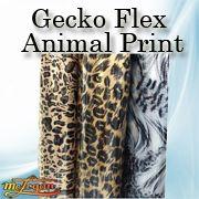 Animal print supplements.