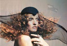 Gladys Tamez: Los Angeles Magazine Centerfold Fall Fashion