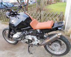 R 1100 GS Scrambler Umbau, Cafe Racer, BMW R 1100 GS, R 1100 GS Scrambler, R 1100 GS Schrambler Umbau, R 1100 GS Cafe Racer