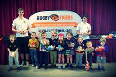 Rugby Tigers | Stockbridge Edinburgh