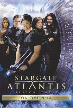 """CAST: Joe Flanigan, Torri Higginson, Rachel Luttrell, Rainbow Francks; Features: - 11"""" x 17"""" - Packaged with care - ships in sturdy reinforced packing material - Made in the USA SHIPS IN 1-3 DAYS"""