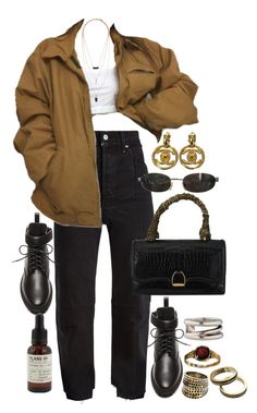 """""""Untitled #11680"""" by nikka-phillips ❤ liked on Polyvore featuring Vetements, Tom Ford, Gemma Simone, Balenciaga, Hermès, Le Labo, Forever 21, Tiffany & Co. and Chanel"""