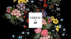 See the full collection Erdem x H&M