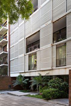 Programa de difusión de la Arquitectura Moderna