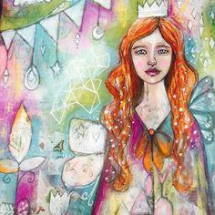 Art by Tamara Laporte - www.willowing.org