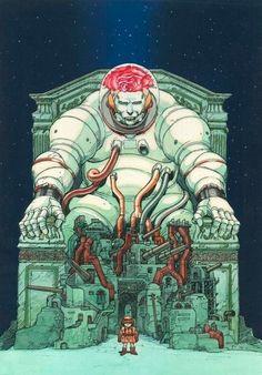 metal-maniac-starship-mechanic: Memories: Katsuhiro Otomo ...