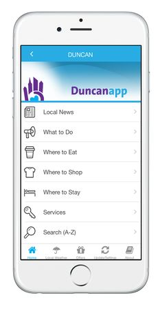 Townapps – Your town in the palm of your hand