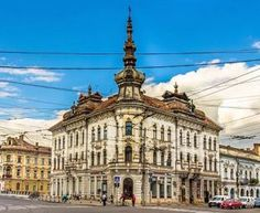 From vibrant Bucharest to coastal Constanta to Transylvania's charming medieval citadels, these are the most beautiful cities in Romania. Most Beautiful Cities, Bucharest, Eastern Europe, Palace, Places To Go, Tourism, Travel Photography, Stock Photos, City