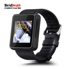New Fashion Wireless Bluetooth Smart Watch 1.54 Inch X6 Wristwatch With 1.3mp Camera & Rubber Watch Band For Ios For Android Bright Luster Lover's Watches
