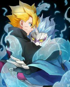 Boruto and Mitsuki || Boruto: Naruto Next Generations