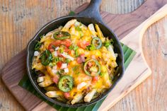 Is there anything better than Chile Cheese Fries?