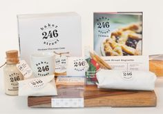 246 Baker Street (Student Project) on Packaging of the World - Creative Package Design Gallery
