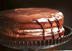 La torta di castagne