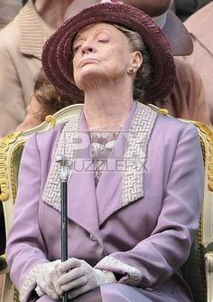 The Dowager Countess, Lady Violet Grantham